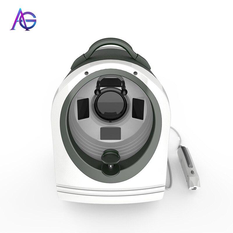 Adg A-One High Quality Portable Skin Analyzer For Beauty Salon / Facial Skin Analyzer