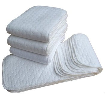 Baby Products Absorbent Folding Cotton Newborn Diapers Ecological Safe Soft