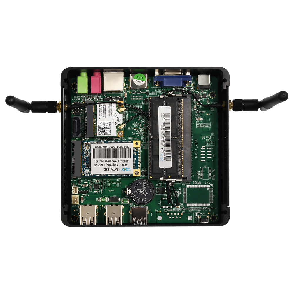 Мини ПК Intel Core i3 4010Y / i5 4200Y / i7 4610Y