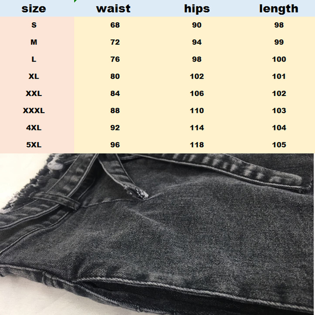 High Waist Jeans For Women Slim Stretch Denim Jean Bodycon Tassel Belt Bandage Skinny Push Up Jeans Woman 6