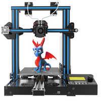 Geeetech 3D принтер новый A10M 2 в 1 Mixcolor функция автоматического выравнивания 220*220*260 3 мм алюминиевый hotbed датчик накаливания CE FDM