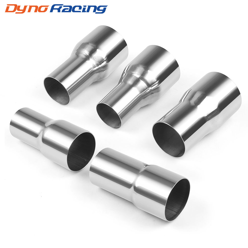 car parts 2 stainless exhaust pipe