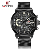 AVIFORCE NF9068S Fashion Casual Quartz Watch Men's Waterproof Sport Watche 1