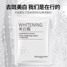 BIOAQUA Strong Effect Whitening Face Cream Remove Melasma Acne Spots Pigment Melanin Moisturizing Skin Care