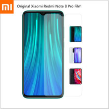 "Original Xiaomi Redmi Note 8 Pro Mi Protective Glass Clear For Xiomi 64MP6.53""6GB128GB Quad Camera Smartphone 4500mAh Phone Film(China)"