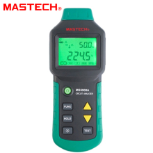 Mastech MS5908 T-RMS Circuit Analyzer Tester Compared w/ IDEAL Sure Test EU US UK AU Socket Tester 61-164CN 110V or 220V