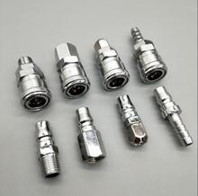C typ Schnell stecker PP30 SP30 PF30 SF30 PH30 SH30 PM30 SM30 Pneumatische fitting Conector del compresor de aire