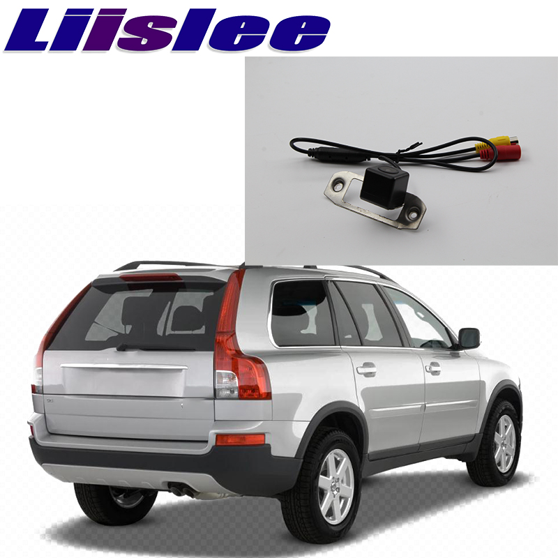 Liislee For VOLVO XC90 2002~2007 Car Camera High Reverse Rear View Camera To Use CCD With RCA Connector