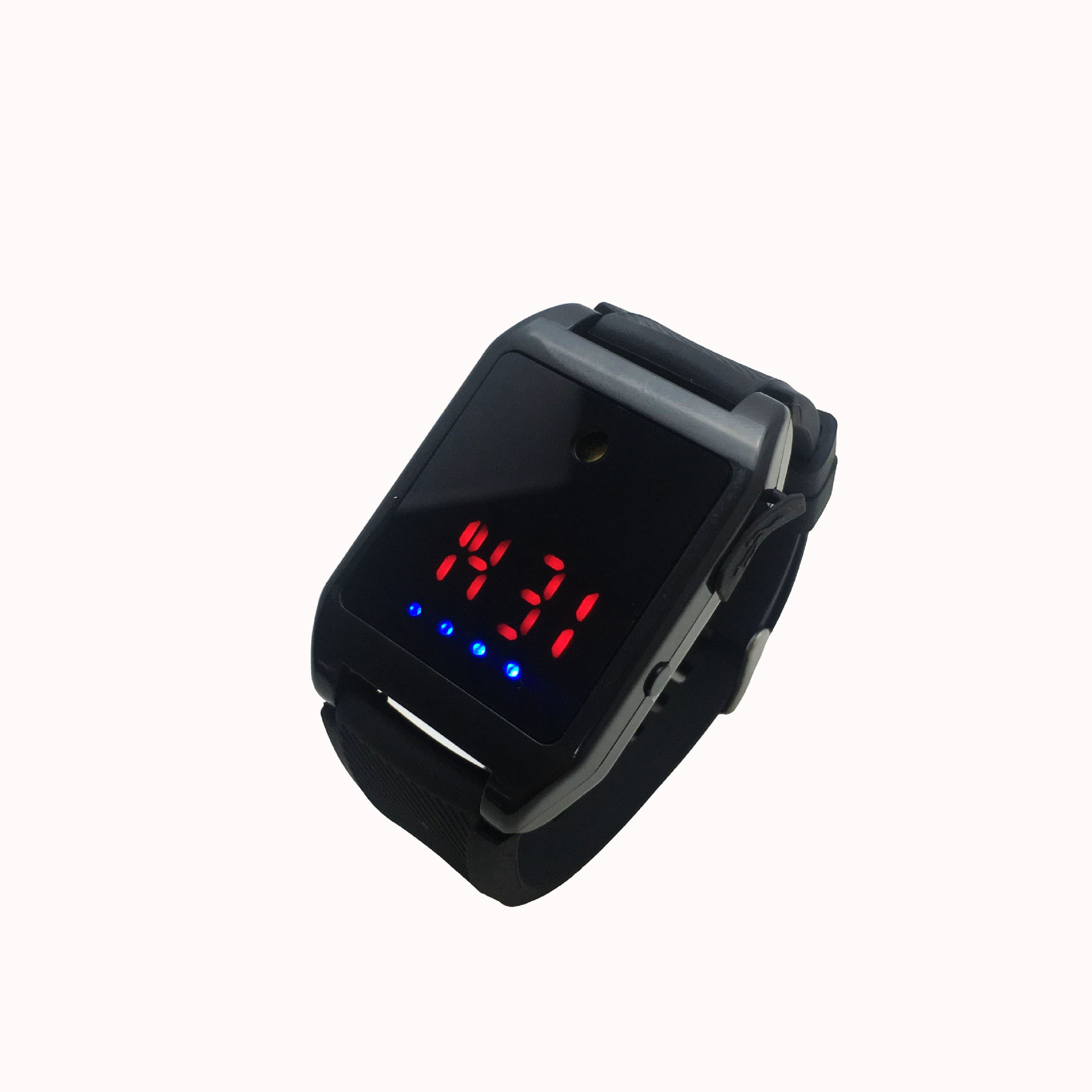 Watch Alarm, Rechargeable Anti Wolf, Necessary For Women To Go Out, Portable Alarm