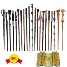 Magic wand without Box Snape Ginny Ron Hermione Dumbledore Luna Magic Wand The 1 Marauder's Map as Gift wizarding world of magic wand wand magic luna lovegood wand with box