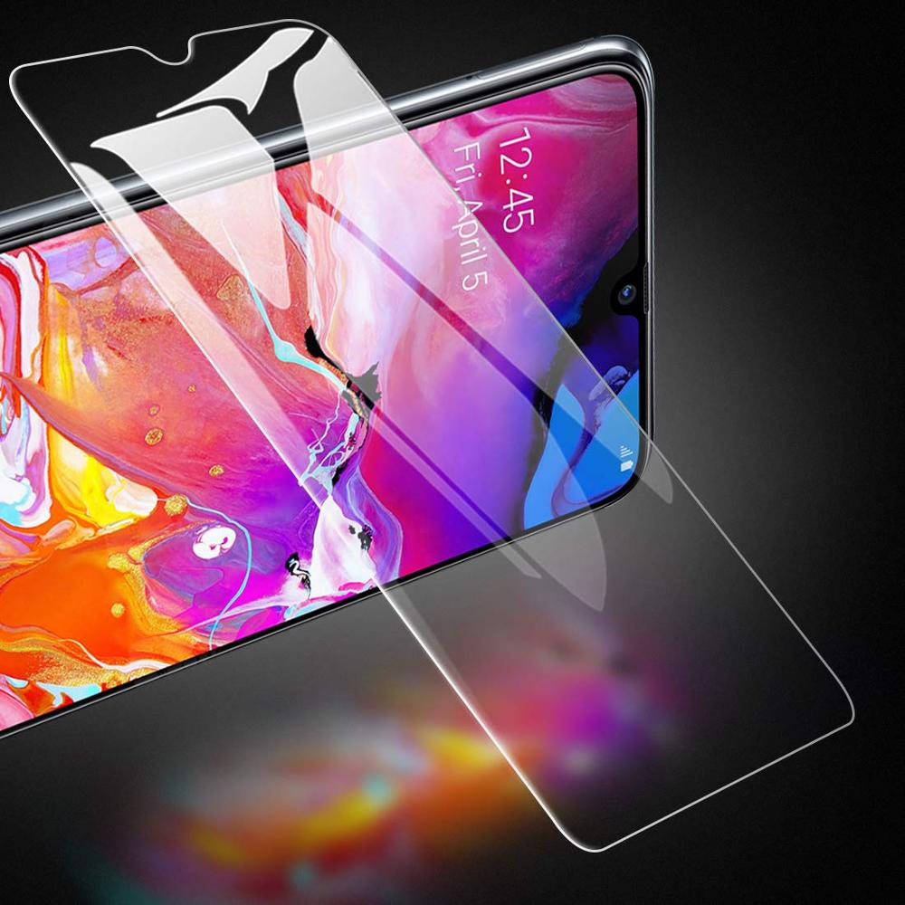 2.5D 9H Transparent Tempered Glass For Cubot P20 P30 X19 X20 Pro Screen Protector For Cubot R19 R15 Pro Phone Protective Film(China)