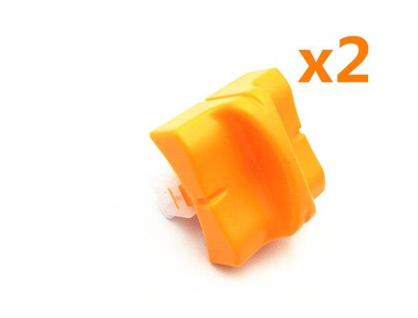 2 חילוף סכין להב כבד החובה מסלול משולש נייר גוזם להבים עבור תמונה נייר חותך גיליוטינה כרטיס גוזם שליט חלקי