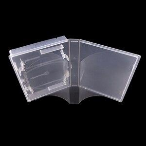 Image 2 - Boîte transparente universelle cartouche de carte de jeu CD DVD étui de protection pour N64/S N E S/sega Genesis/Mega Drive