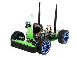 Image 1 - JetRacer AI Kit, AI гоночный робот работает от Jetson Nano, глубокое обучение, самостоятельное вождение, линия видения
