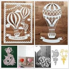 Eastshape Balloon Collection Metal Cutting Dies for Card Making DIY Scrapbooking Album Decor Paper Craft Stencil Die