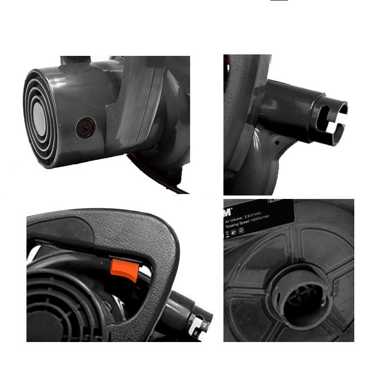 Home 220V Brush Blower Computer Blower Carbon Blower Cleaning Electric Air LOMVUM Air Mini 1000W Cleaner Vacuum Dust Cleaner Car