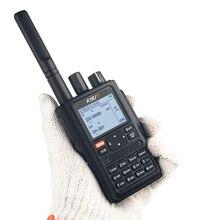KSUN – walkie talkie GPS UV98D, 6 bandes de fréquence 999CH, CTCSS DTMF VOX SOS, Radio bidirectionnelle, longue portée 10km