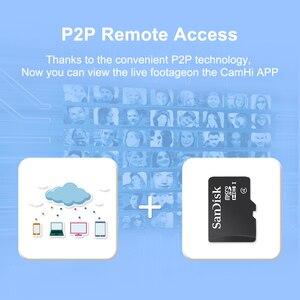 Image 2 - IP המצלמה Wifi חיצוני עמיד למים HD אבטחת מצלמה אלחוטי 1080P ראיית לילה מעקבים מצלמה Cctv ONVIF תואם