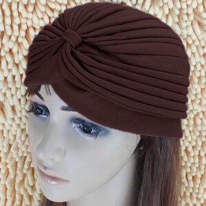 Женская Регулируемая шапочка для плавания в бассейне, шапочка для купания, защита длинных волос, тюрбан, плиссированная ткань, головной убо...
