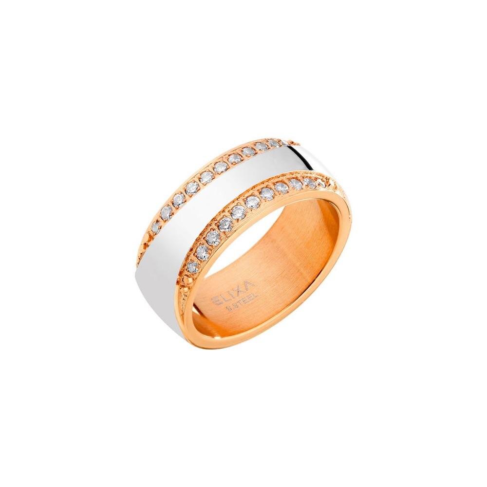Bague bijoux Elixa pour femme bijoux EL129-1911 bagues femme accessoires bijoux Bijouterie