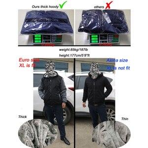 Image 5 - VIGILE DEL FUOCO VIGILI del FUOCO di SALVATAGGIO EMT del pullover degli uomini di caldo coathick giacca di modo di marca top con cappuccio sbz5694