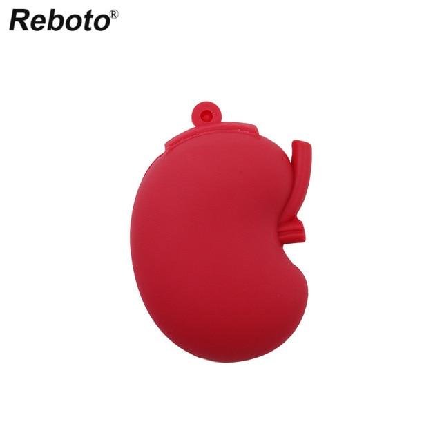 Cartoon Human Organs USB Flash Drive Lung Heart Stomach Brain Doctor pendrive 64gb usb flash drives memoria usb stick pen drive 4