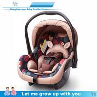 0 13Month baby car basket portable safetycar seat auto chair seat newborn infant protect seat chair
