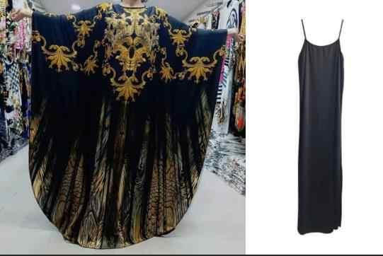 2019 الطباعة الأفريقية الجديدة مع 100% الشيفون فستان طويل Dashiki لسيدة
