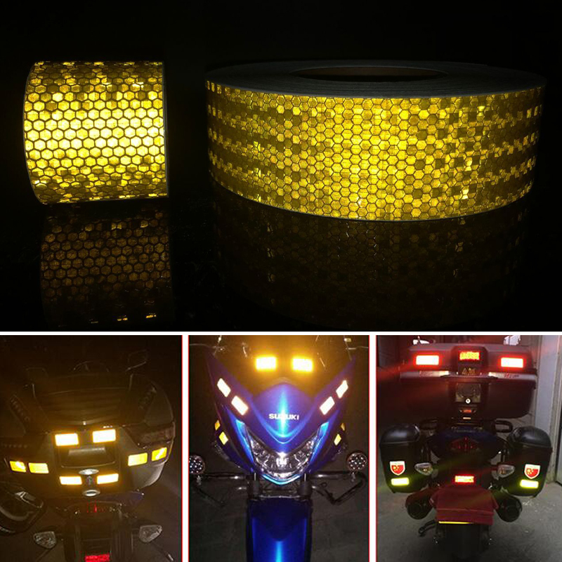20Roll Wholesale Reflective Tape Sticker For Car Fast Shipping By FEDEX