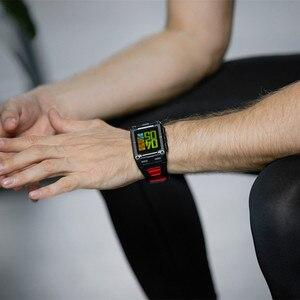 Image 3 - Amynikeer s929 relógio inteligente profissional natação ip68 design à prova dip68 água gps esportes ao ar livre smartwatch masculino rastreador de fitness