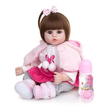 Кукла-младенец KEIUMI KUM18CB09-W11 2