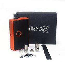Блок модов SXK, бокс-мод V4 60 Вт 70 Вт с USB портом rev.4, устройство черного цвета dober bb, коробка катушки nautilus, адаптер для чипа DNA