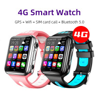 Reloj inteligente W5 para niños y estudiantes, dispositivo con Android 9,0, 4G, GPS, grabación de teléfono, grabación de vídeo, Google Store, Wifi, videollamada