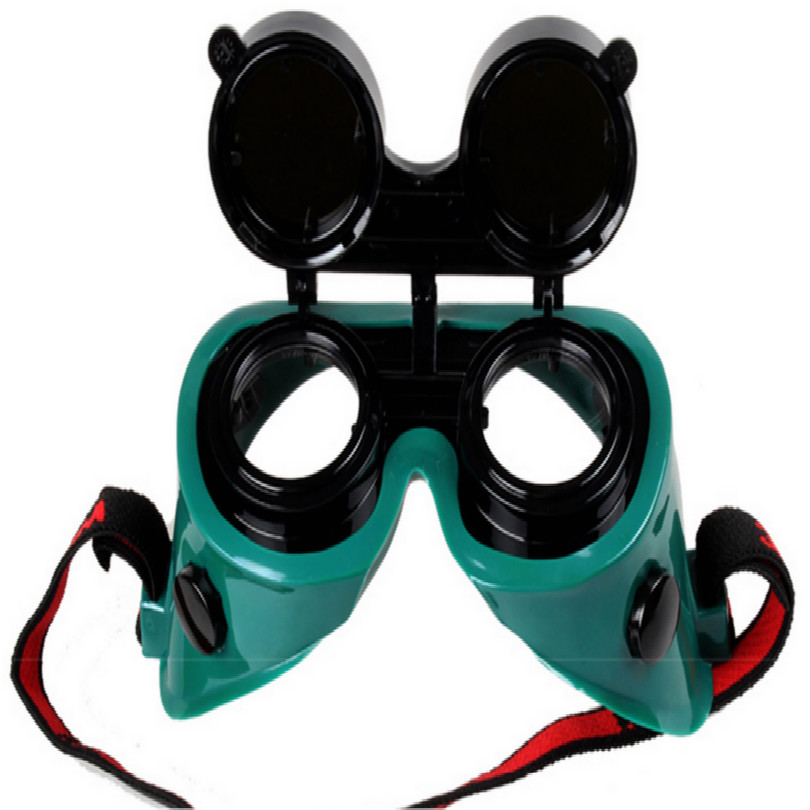 cover Can rotate welding glasses special safety goggles weld welder mask anti UV