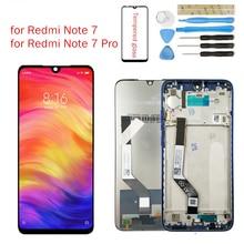 Voor Xiaomi Redmi Note 7 Lcd Scherm Digitizer Vergadering Touch Redmi Note7 Pro Lcd Display 10 Touch Reparatie Onderdelen