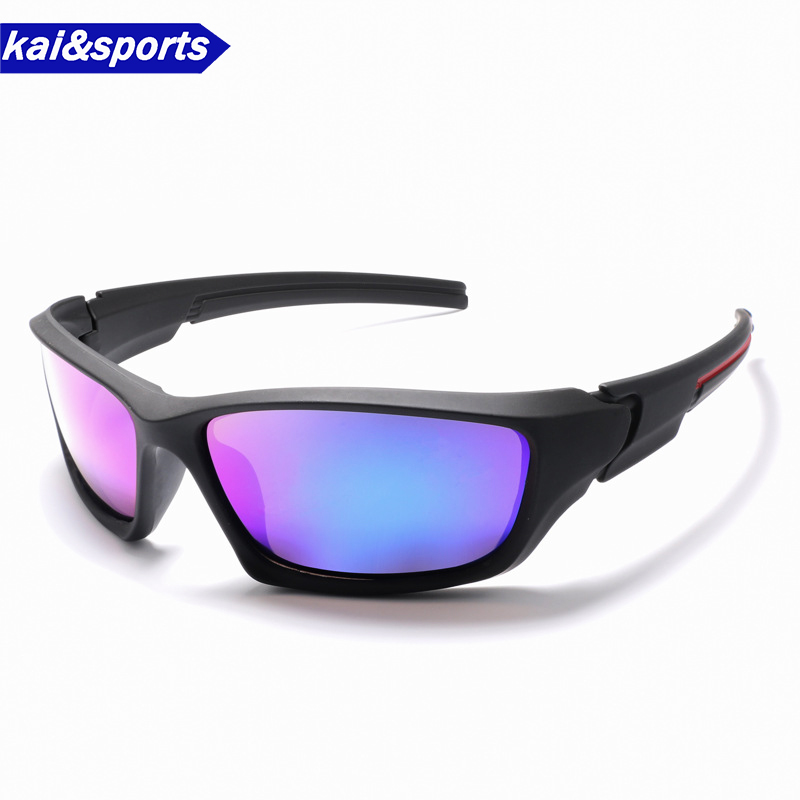 Top Polarized Skiing Goggles Cross Country Sunglasses Fashion Riding Glasses Eyewear For Sports Polarizing
