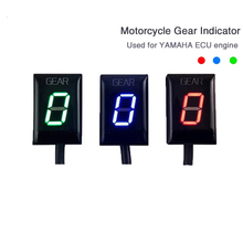 Equipo de indicador de pantalla de ECUS directa Monte 1 6 velocidad para Yamaha FZ6 FZS 600 1000 MT 03 YZF R6 R1 TDM 850 900 WR250X XJ6