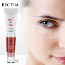 BEOTUA Hyaluronic Acid Eye Serum Pearl Extract Anti-Wrinkle Essence for Eyes Anti Puffiness Against Bags Solution Care