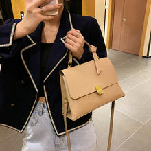 Маленькая квадратная женская сумка новинка 2020 винтажные женские