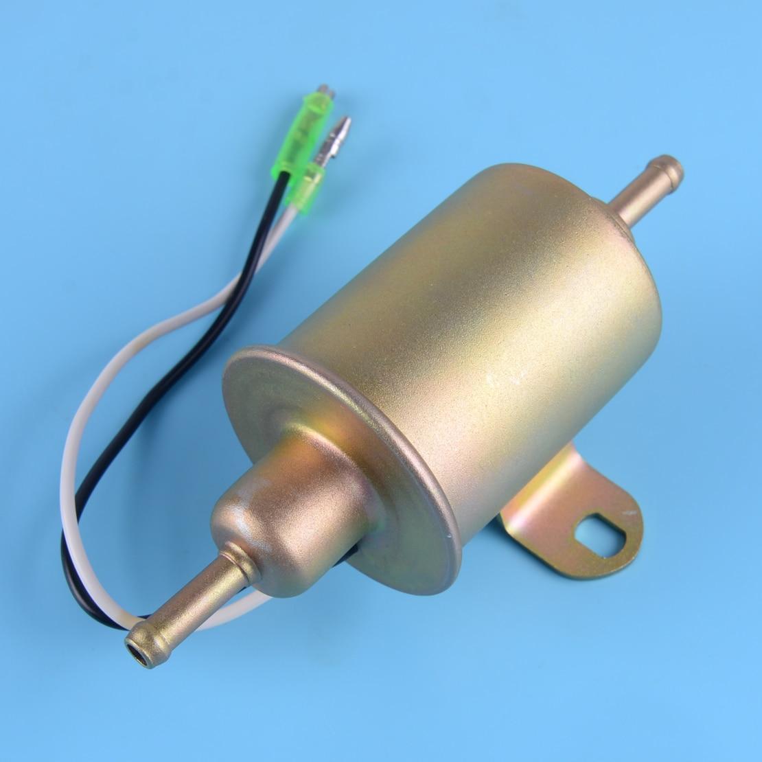 Beler 12V 1.3A Iron Petrol Fuel Pump Fit For Polaris Ranger 400 500 4011545 4011492 4010658 4170020 0.03(mpa)