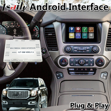 Video-Interface Mylink-System Lsailt Android Gps-Navigation-Box for GMC Yukon