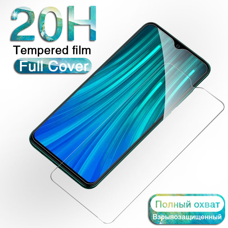 Full Cover Tempered Glass For Xiaomi Redmi Note 7 6 5 8 Pro 5A Screen Protector For Redmi 5 Plus 6A 8 Pro Protective Glass Film