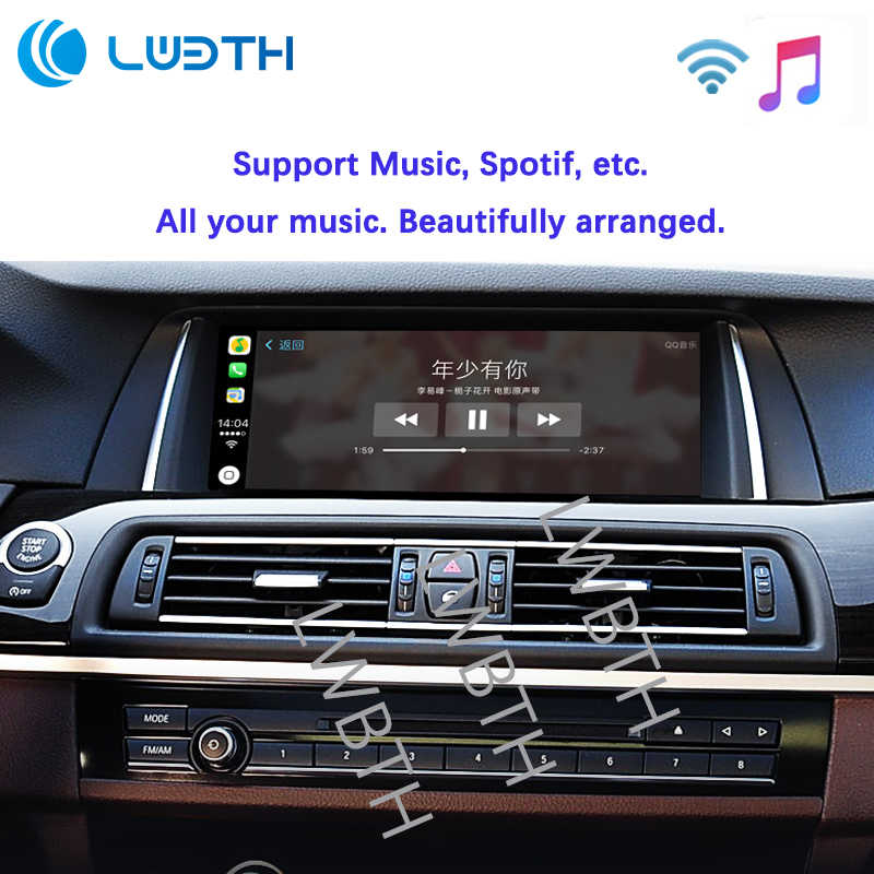 WIFI Wireless Apple Carplay Car Play Android Auto For BMW