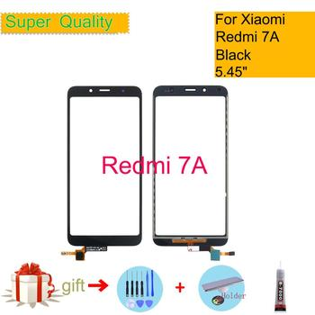 цена на High Quality For Xiaomi Redmi 7A Touch Screen Digitizer For Redmi 7A Touch Panel Sensor LCD Front Outer Glass Lens Replacement