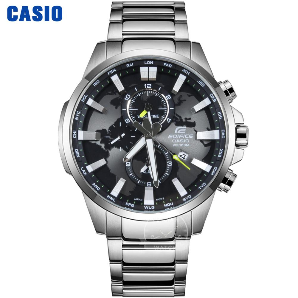 Casio Edifice Watch Men Top Luxury Set 100Waterproof Luminous Watchs Sport Men Watch Military Quartz Wrist Watch Relogio Reloj