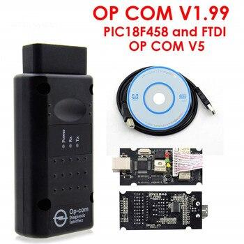 Op Com V1.70 V1.99 With PIC18F458 FTDI...