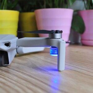 Image 5 - 2pcs מיני טיסה הלילה אות מנורת LED פלאש אורות ניווט אור לdji Mavic מיני Drone אבזרים