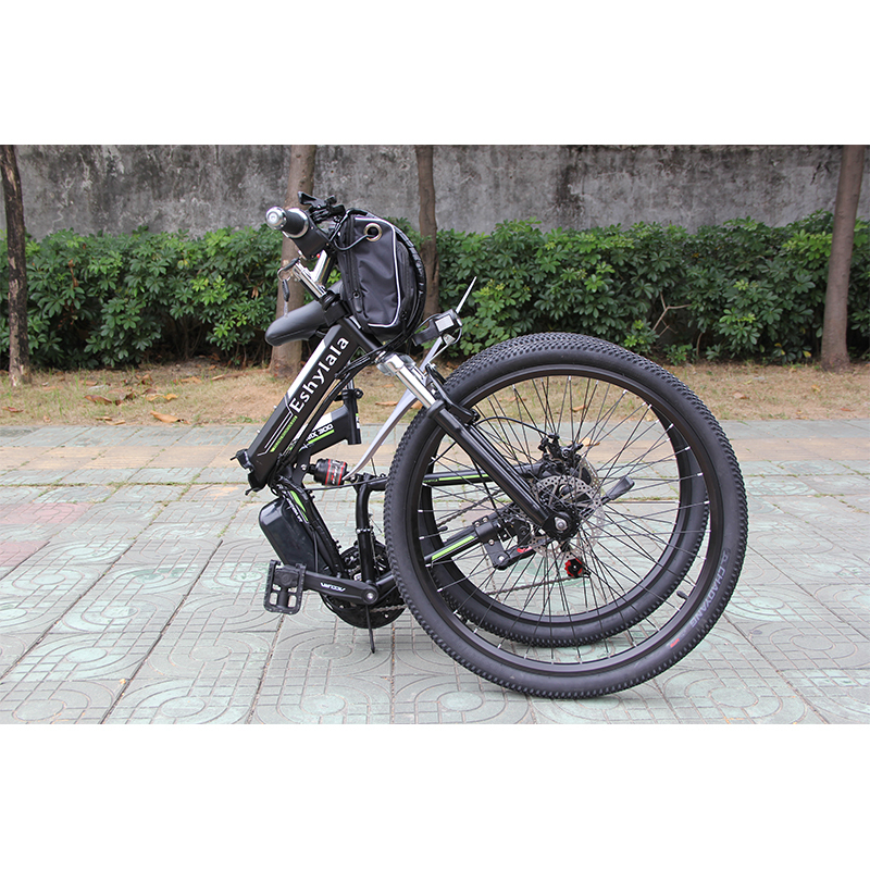 wholesale Hot selling foldable electric bicycle e mtb 5