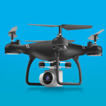 RC Helicopter Drone with/without Camera 720/1080P WIFI FPV Selfie Camera Drones Professional Quadcopter Aerial Photography(China)