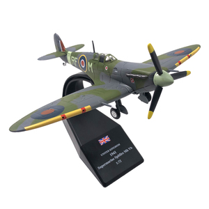 1:72 Fighter Diecast Plane Metal Fighter Aircraft Toys Air Plane Model Kit Gift Set for Kids Boy Birthday